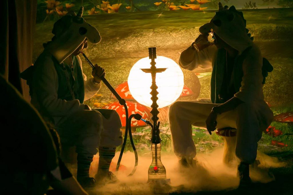 Shisha Hire Edinburgh, UK