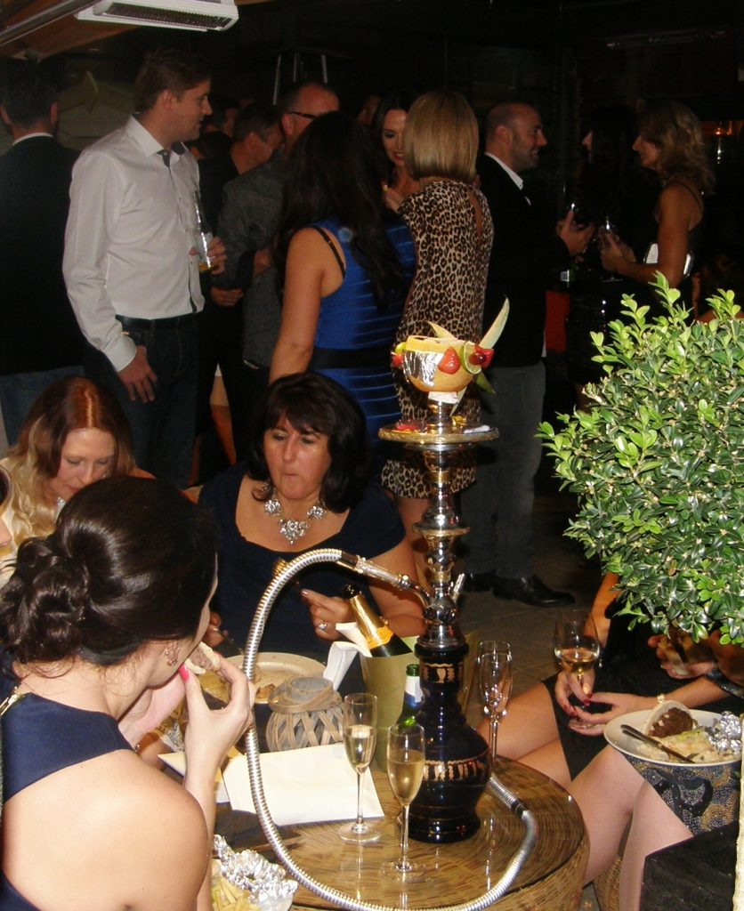 Shisha Wedding Event Employ Packages - London