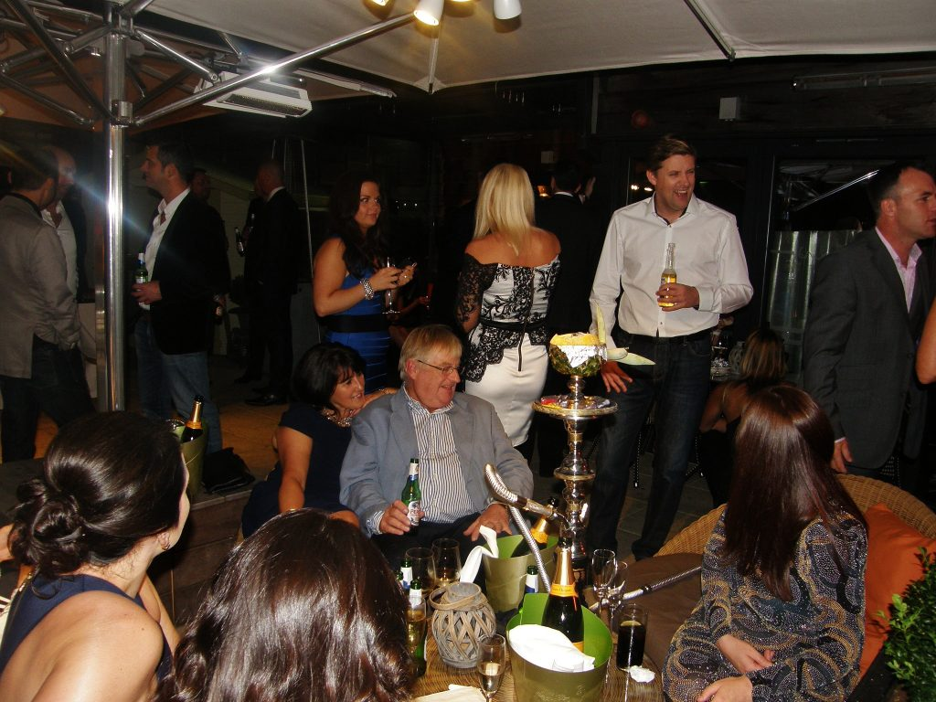 Shisha Hire Sheffield, UK