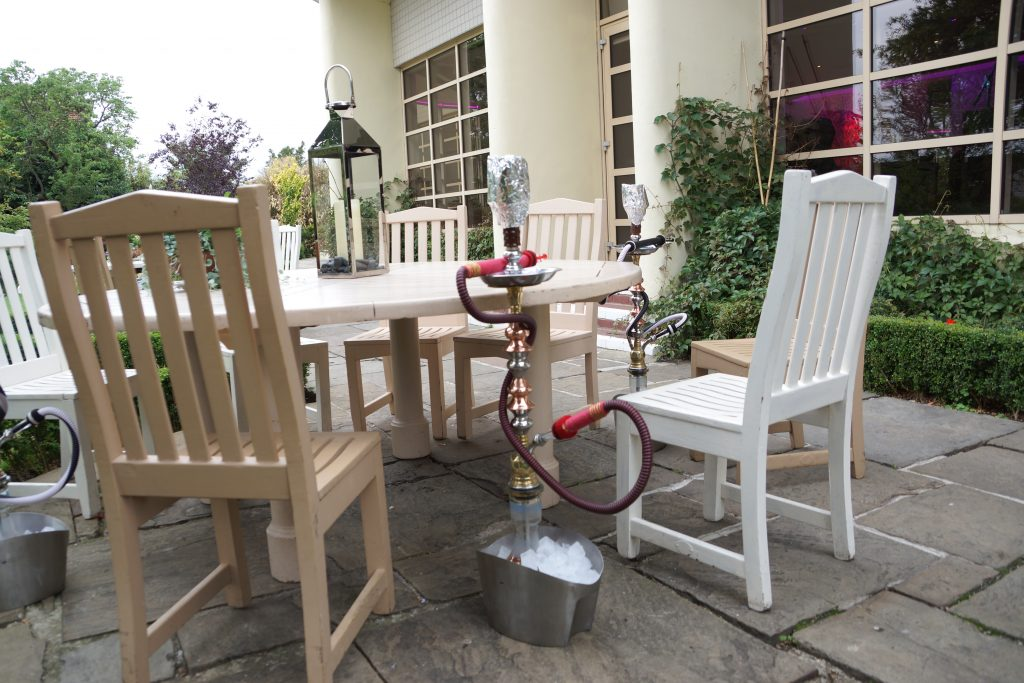 shisha hire East Hampshire, UK