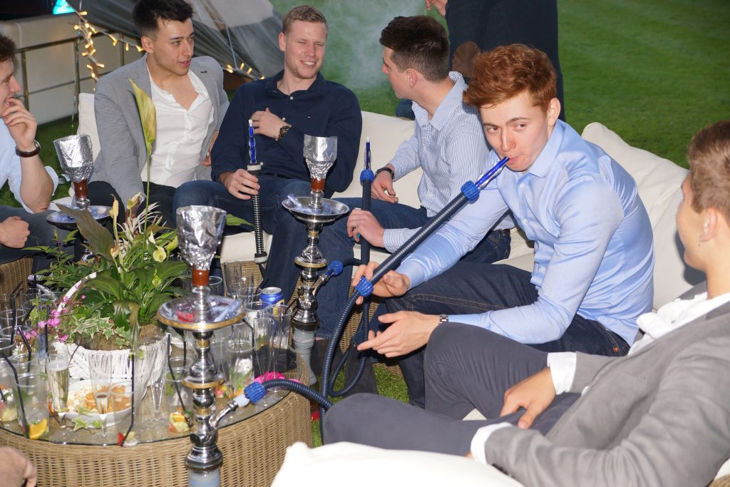 Shisha Hire Glasgow, UK