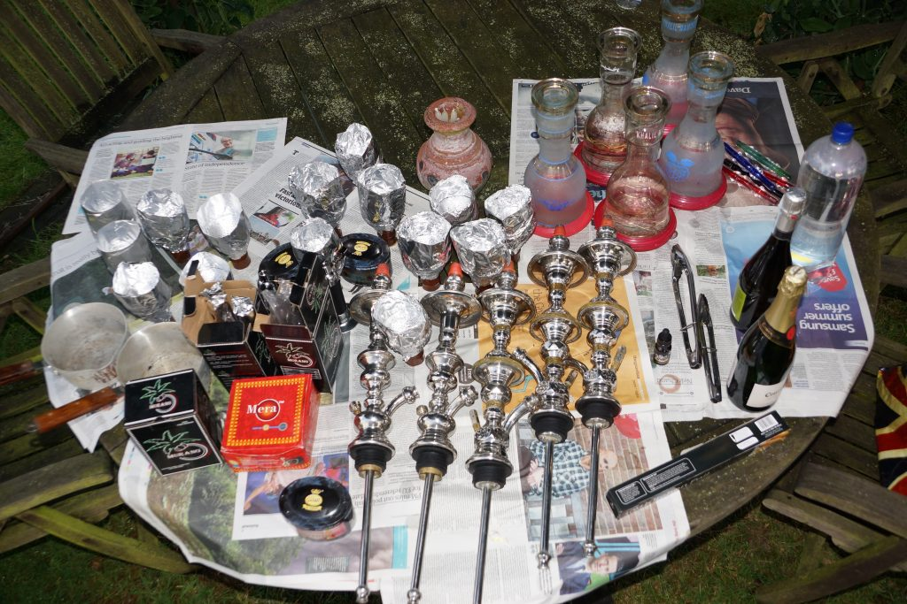 Shisha Hire Test Valley, UK