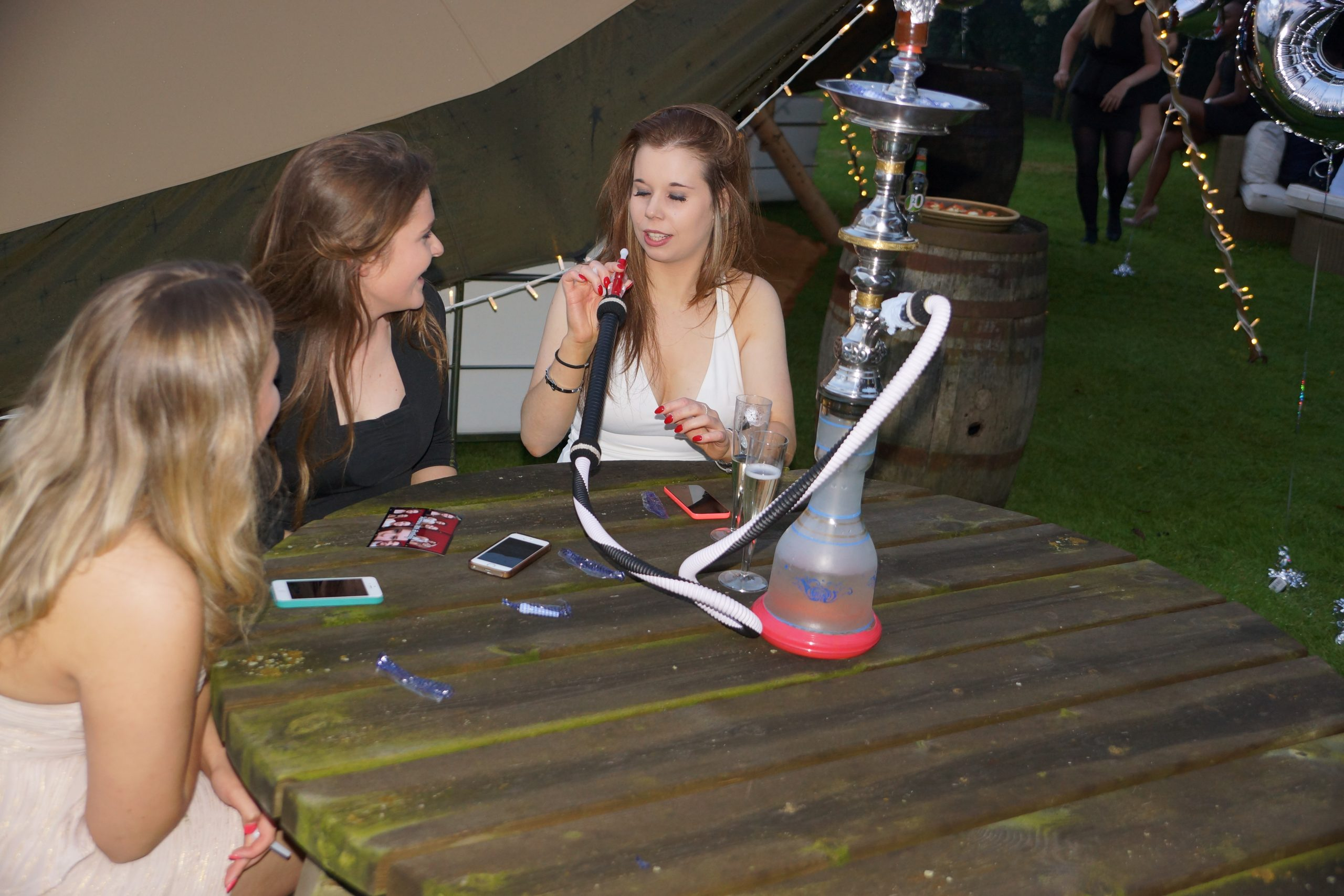 Luxury Shisha Hire Guilford Packages & Shisha Delivery - Birthdays, Corporate Events, Weddings and House Parties
