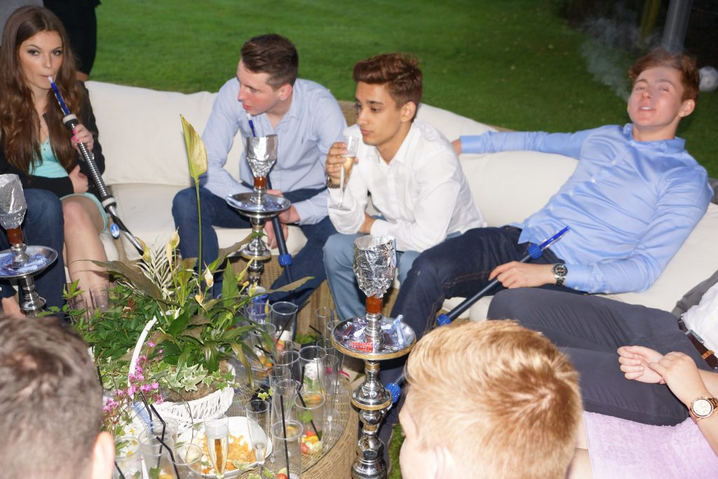 shisha hire Stafford, UK
