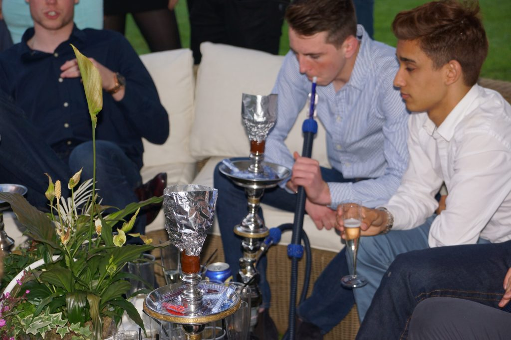 Luxury Shisha Hire East London Packages for Events, Weddings, Birthday Parties and Corporate Functions