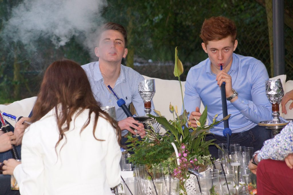Shisha Hire Scottish Borders, UK