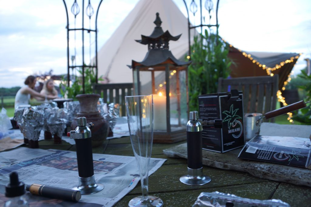 Event Shisha Pipe Hire in South Somerset, UK