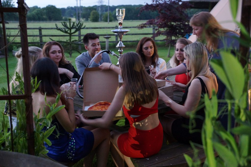 Shisha Hire Mid Sussex, UK