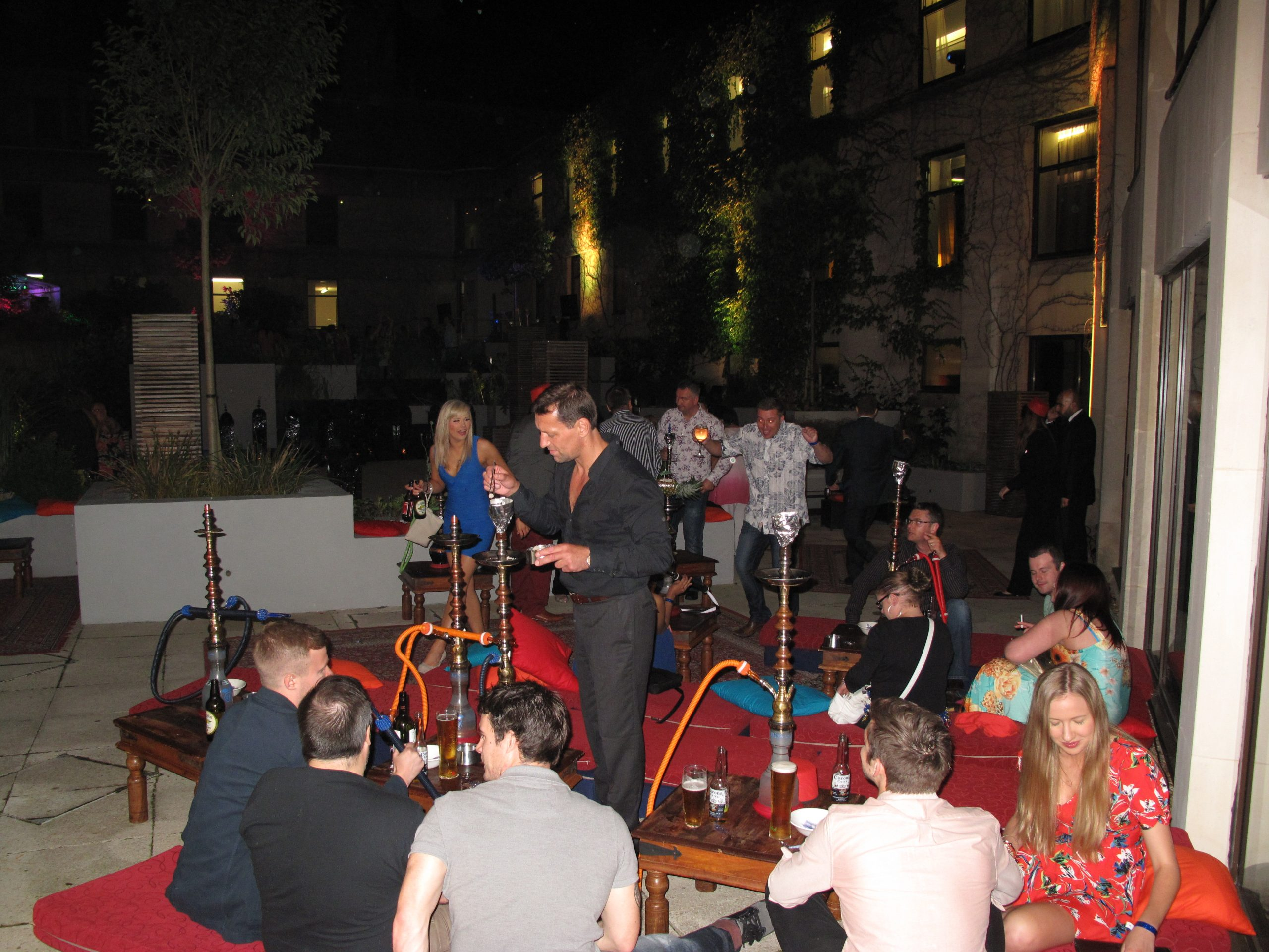 Shisha Hire Surrey - Weddings, 18 and 21 Birthday Parties, Corporate Events, Themed Parties and House Parties