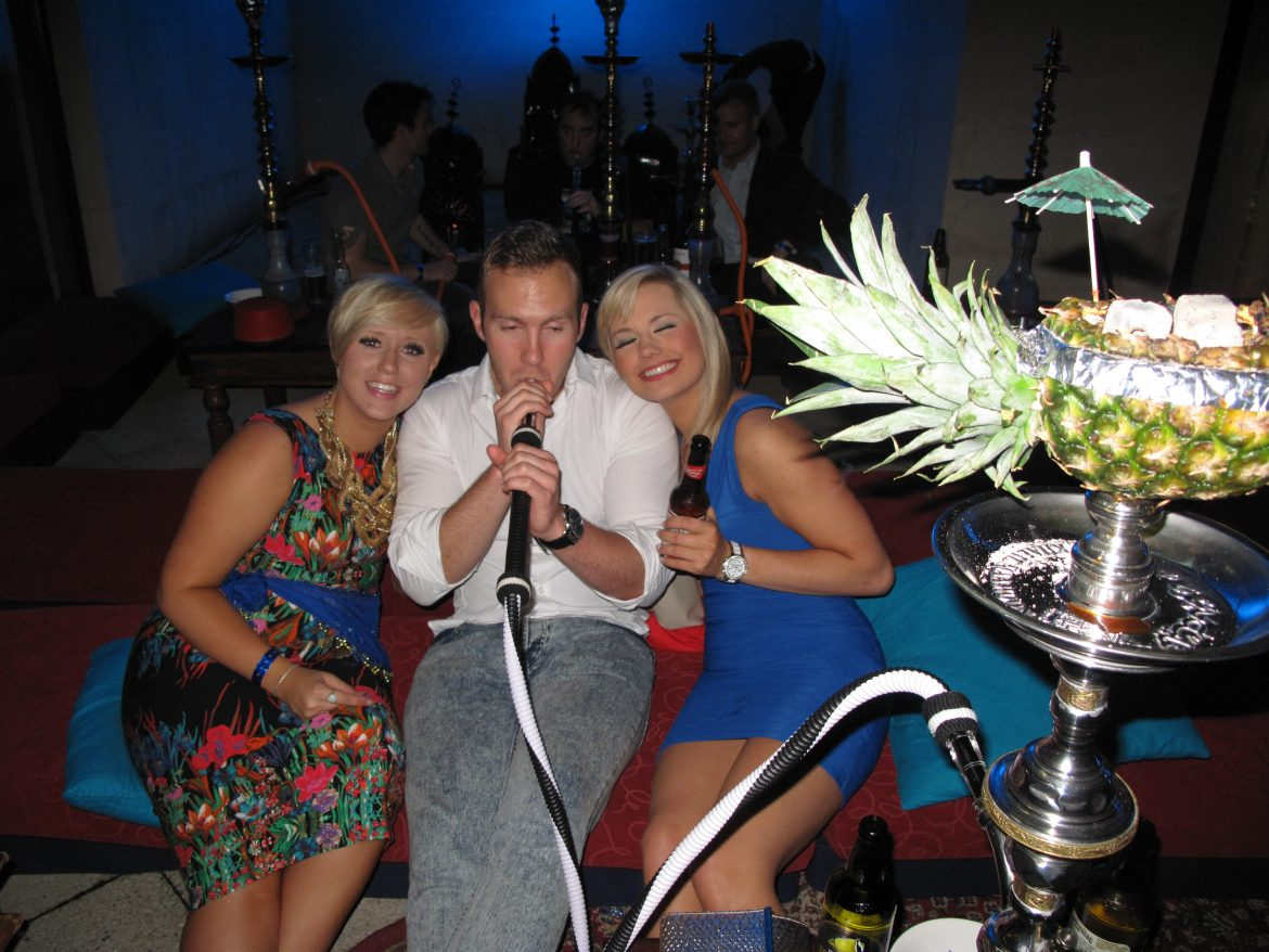 Shisha Hire Warrington, UK
