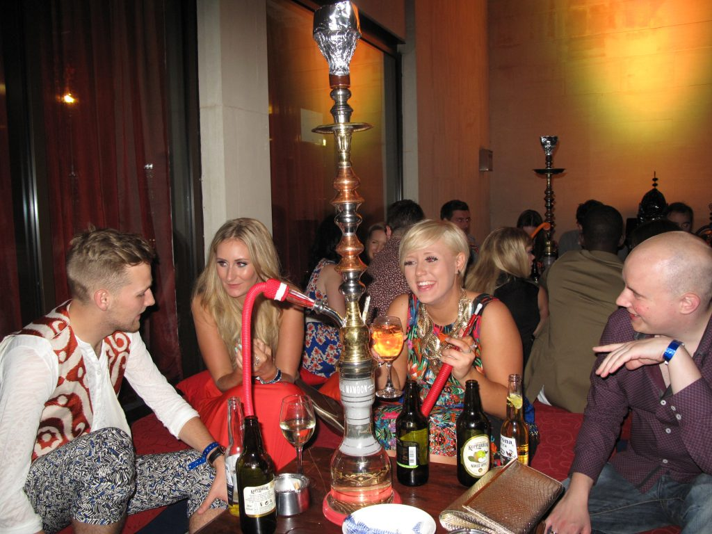 Shisha Delivery City of London