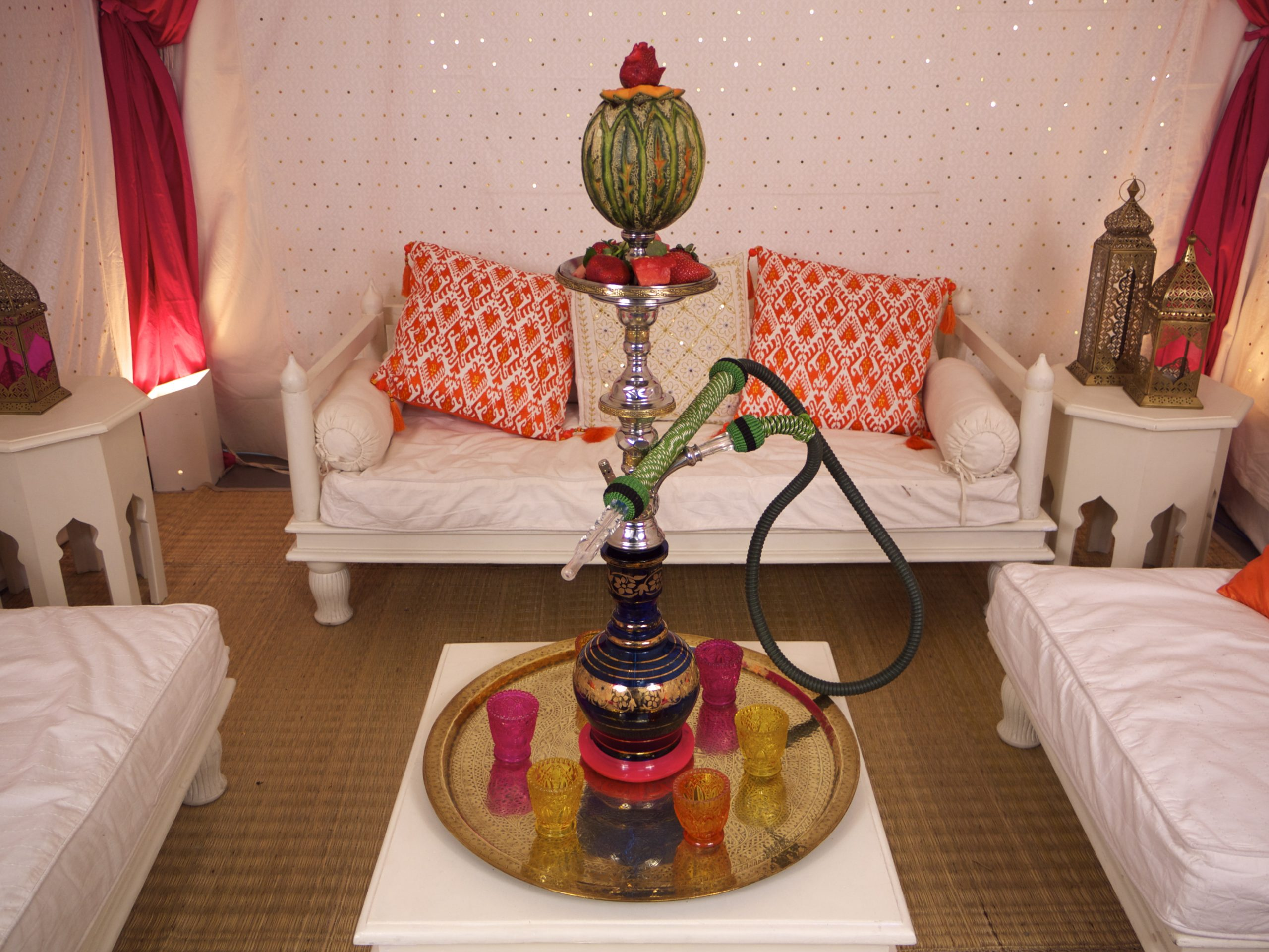 Shisha Pipe Hire UK for Birthdays, Weddings, Celebrity Parties and Corporate Events