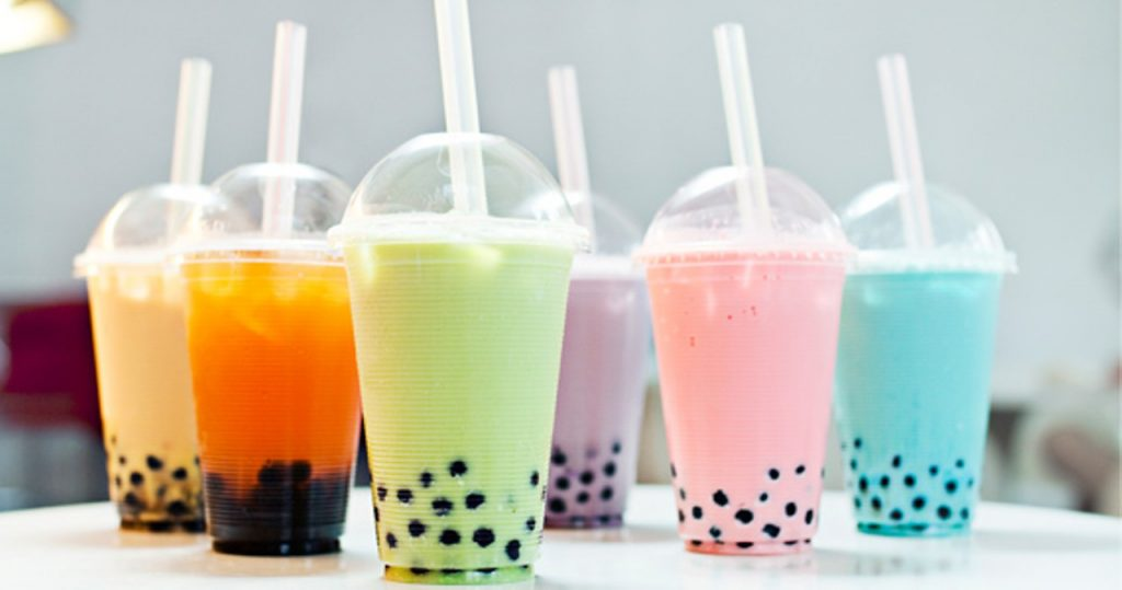 Bubble Tea for Events, Birthday Parties & Weddings